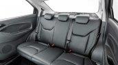 2019 Ford Ka Ford Figo facelift rear seat