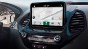 2019 Ford Ka Ford Figo facelift touchscreen