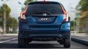 2019 Honda Fit (2019 Honda Jazz) rear