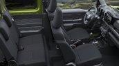 2019 Suzuki Jimny cabin