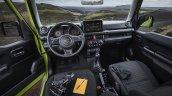 2019 Suzuki Jimny dashboard