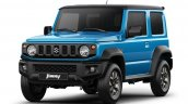 2019 Suzuki Jimny front three quarters