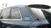 Audi Q7 Design Edition Audi Sticker