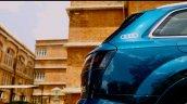 Audi Q7 Design Edition D-pillar Audi Sticker