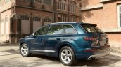 Audi Q7 Design Edition rear angle