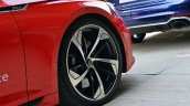 Audi RS5 review alloy