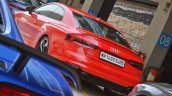 Audi RS5 review rear section