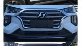 Chinese-spec 2019 Hyundai Tucson (facelift) profile and front fascia