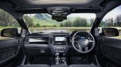 Facelifted Ford Everest (Facelifted Ford Endeavour) dashboard