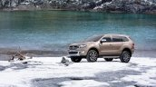 Facelifted Ford Everest (Facelifted Ford Endeavour) scenic