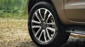 Facelifted Ford Everest (Facelifted Ford Endeavour) wheel