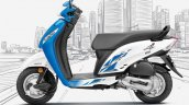 Honda Activa-i 2018 Candy Jazzy Blue launched