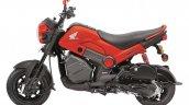 Honda Navi 2018 Patriot Red colour option