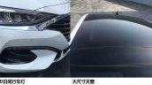 Hyundai Lafesta headlamp and roof