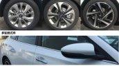 Hyundai Lafesta wheel designs and mirror