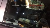 Hyundai Santro (AH2) interior rear cabin snapped