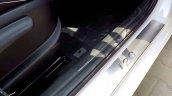 Hyundai i20 accessories scuff plate