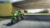 Kawasaki Ninja ZX-10R left quarter press image