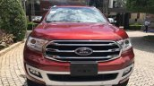LHD 2019 Ford Everest (2019 Ford Endeavour) front launched in Vietnam