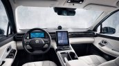 NIO ES8 interior dashboard