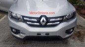 Renault Kwid 2019 nose