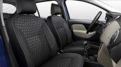 Renault Logan front seats