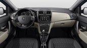 Renault Logan interior dashboard
