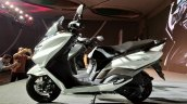Suzuki Burgman Street Launched side profile