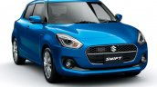 Suzuki Swift Hybrid HEV front three quarters