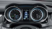 Suzuki Swift Hybrid HEV instrument panel