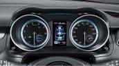 Suzuki Swift Hybrid HEV instrument panel