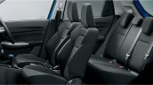 Suzuki Swift Hybrid HEV interior cabin