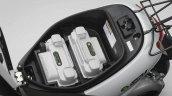 Suzuki e-Lets battery compartment press image