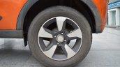Tata Nexon AMT alloy wheel