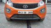 Tata Nexon AMT front fascia