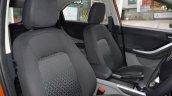 Tata Nexon AMT front seat upholstery