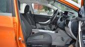 Tata Nexon AMT front seats