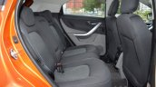Tata Nexon AMT rear seats