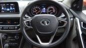 Tata Nexon AMT steering wheel