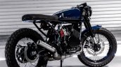 Yamaha RD 350 cafer racer by Moto Exotica rear right quarter