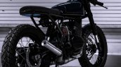 Yamaha RD 350 cafer racer by Moto Exotica rear