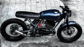 Yamaha RD 350 cafer racer by Moto Exoticaright side profile