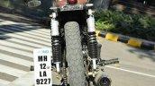 Yamaha RX 135 Diablo Cafe Racer rear profile