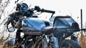 Yamaha RX 135 Diablo Cafe Racer rear seat cowl