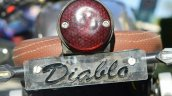 Yamaha RX 135 Diablo Cafe Racer taillights