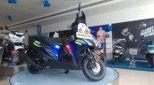 Yamaha Ray ZR Street Rally reaches dealerships racing blue