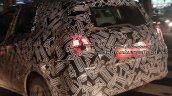 2018 Datsun GO+ (facelift) exterior IAB spy shot
