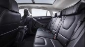 2018 Ford Territory rear seat China spec