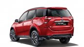 2018 Mahindra XUV500 rear three quarters