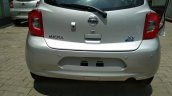 2018 Nissan Micra parking sensors